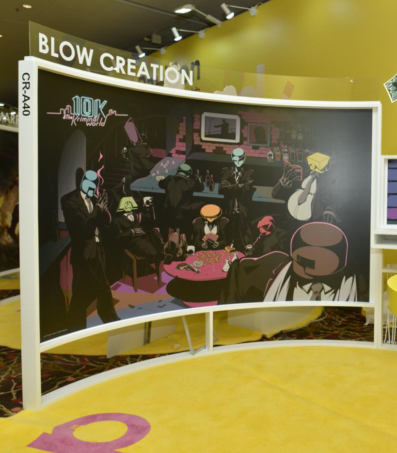 Blow Creation @ HKILS 2019