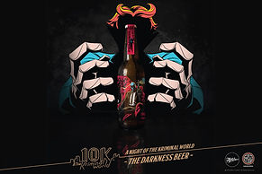 Blow Creation 10K A Night Of The Keiminal World The Darkness Beer