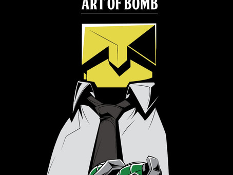 [10K Comics] - ART OF BOMB