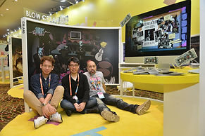 Blow Creation @ HONG KONG INTERNATIONAL LICENSING SHOW 2019