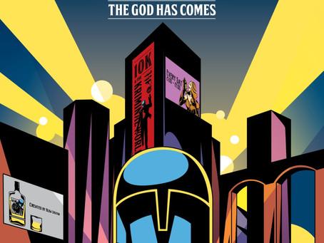 [10K Comics] - THE GOD HAS COMES