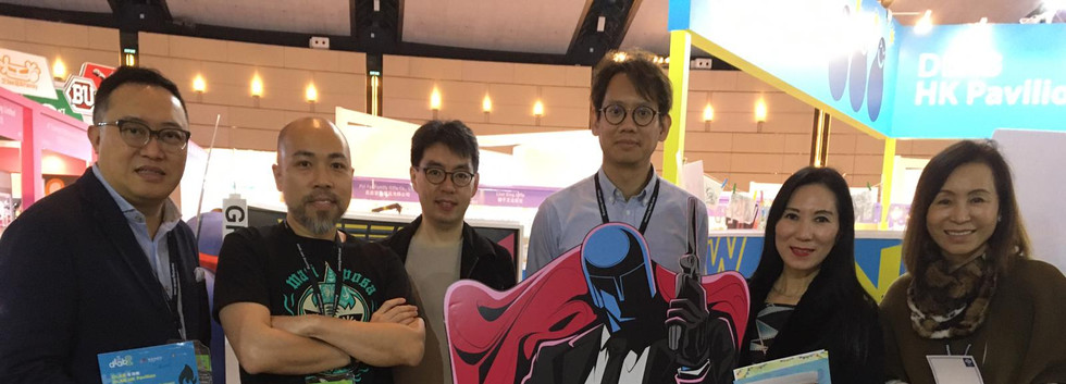Blow Creation@HKILS 2020