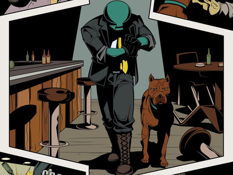[10K Comics] : ...VILLAIN!? (2 of 3)