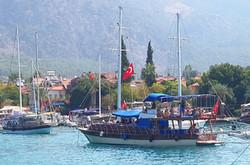 Sailing trips- 12 Adalar tekne turu