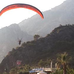 Go paragliding- Yamac parasutu