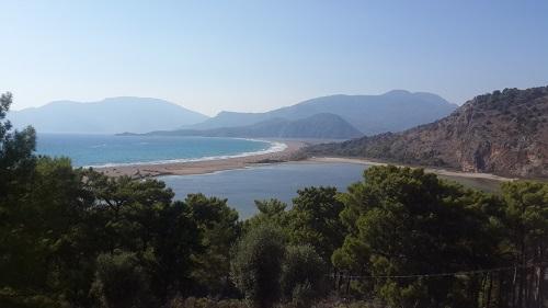 Iztuzu (Turtle) Beach-Iztuzu Plaji