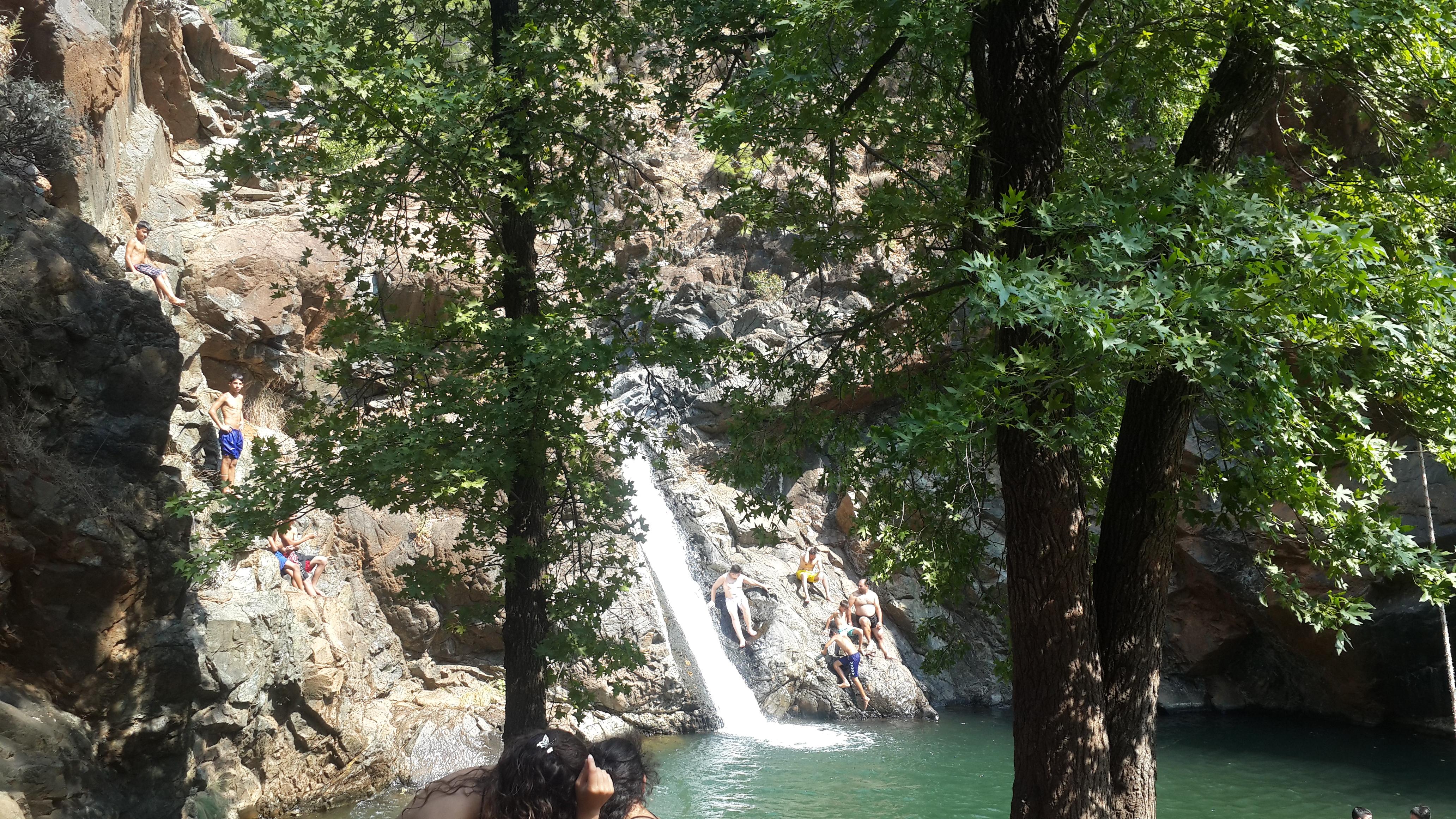 Waterfalls- Selale
