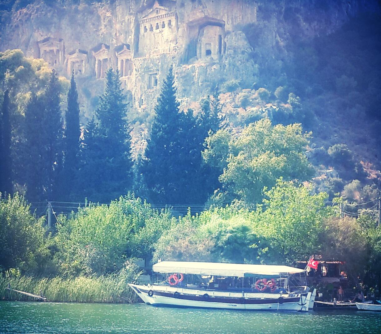 River trip -Klasik tekne turu