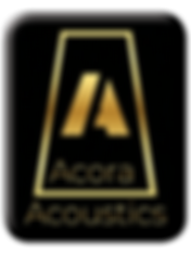ACORA Acoustics GOLD button.png