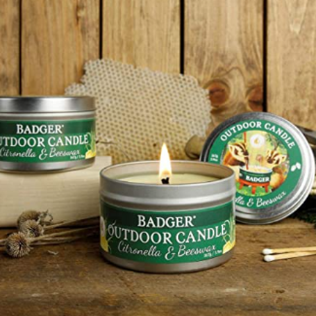 Badger Outdoor Candle