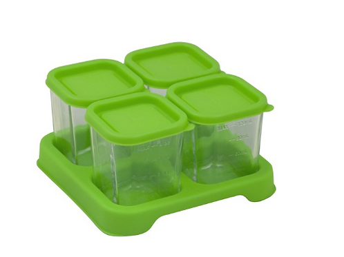 Fresh Baby Food Glass Cubes | Large
