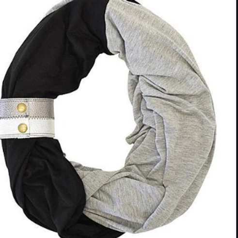 Infinity Nursing Scarf Luxe