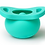 Thumbnail: The POP Pacifier - Twin Pack Lime/Teal
