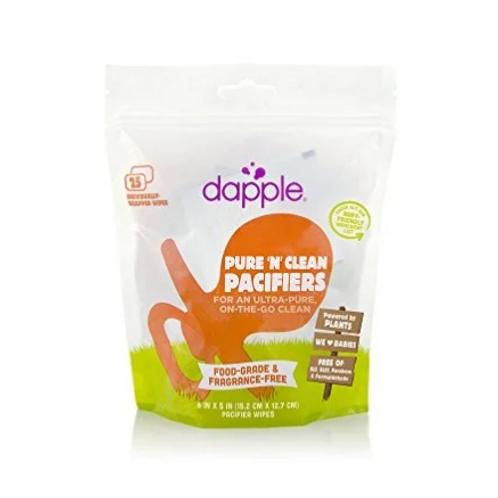 Pure N' Clean Pacifier Wipes
