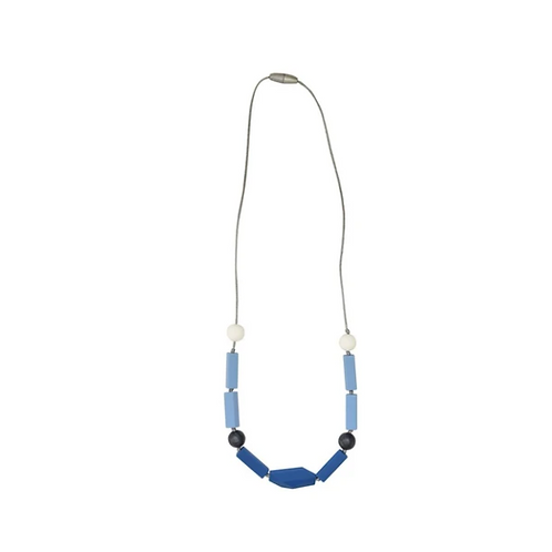Chewable Nursing Necklace | Dusk