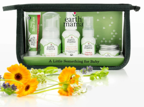 Earth Mama Organics | A Little Something For Baby (Set)