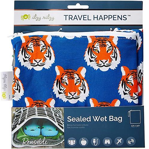 Travel Happens Wet Bag - Large