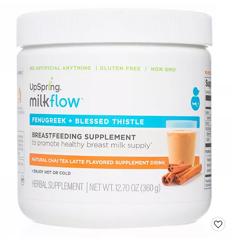 MilkFlow Breastfeeding Supplement