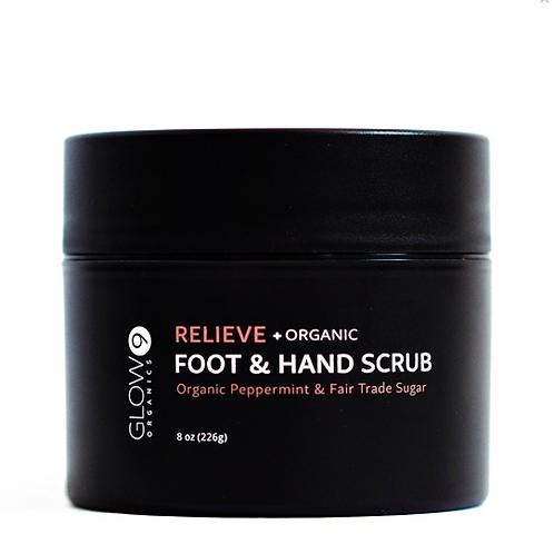 Glow Organics | Foot & Hand Scrub