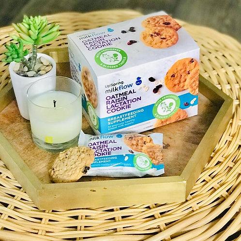 Milkflow Oatmeal Raisin Lactation Cookie