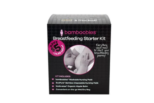 Breastfeeding Starter Kit