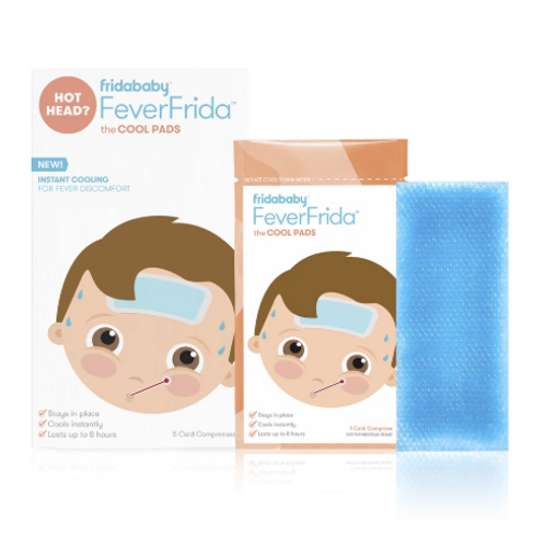 FeverFrida the Cool Pads