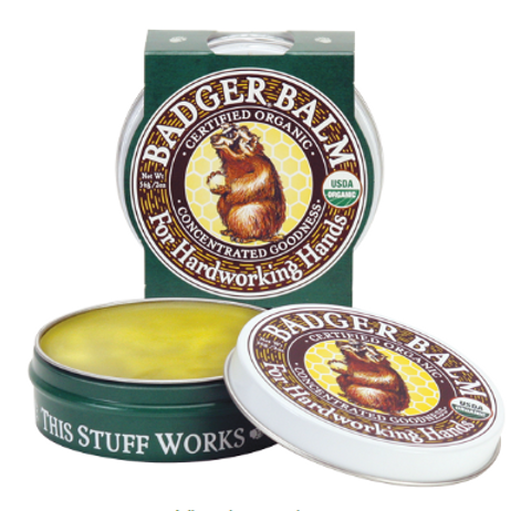 Badger For Hardworking Hands