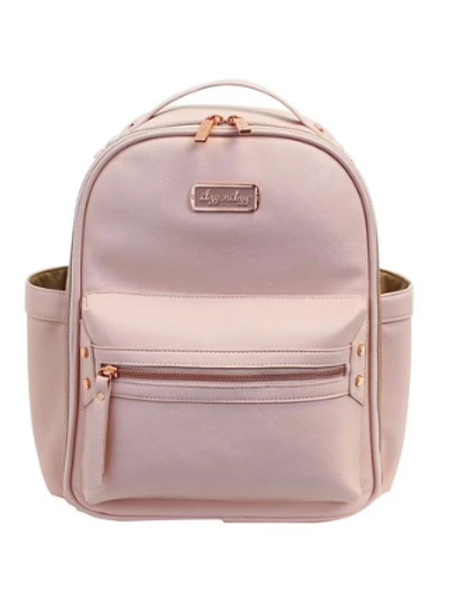 Itzy Mini Backpack - Blush
