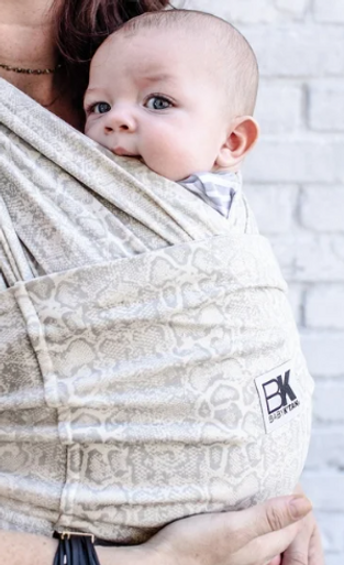Snake Bone | Classic Baby K'Tan Carrier