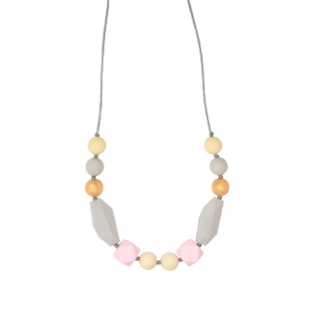 Itzy Ritzy Chewable Mom Necklace