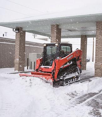 Snow Removal | Buffalo | Grasshopperz Property Maintenance