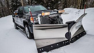 Snow Plowing | Buffalo | Grasshopperz Property Maintenance