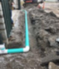 Soil Drainage | Western NY | Grasshopperz Property Maintenance