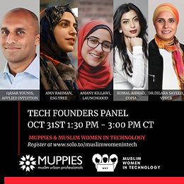 Tech Founders Panel