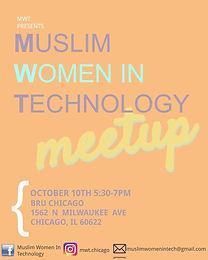 Muslim Women in Technology Meetup