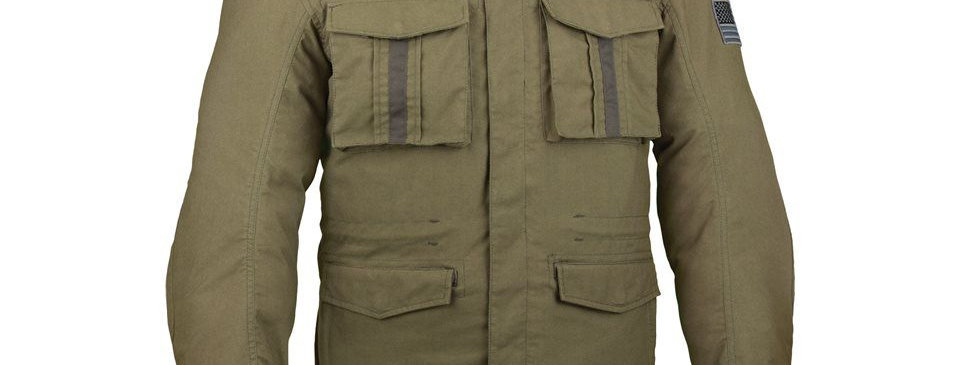 Indian Military Jacket - 3XL - schwarz