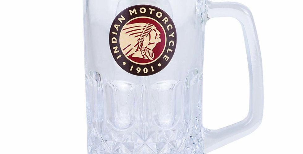INDIAN MOTORCYCLE® BIERGLAS