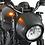 Thumbnail: IRON OPTICS - LED Blinker mit Gabel Kappen - Scout / Sixty / Bobber
