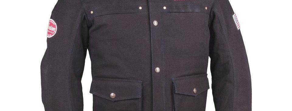 Indian Legend Jacket - 3XL - schwarz