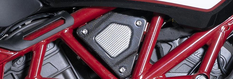QD COMPOSIT - Carbon Seiten-Cover - FTR1200