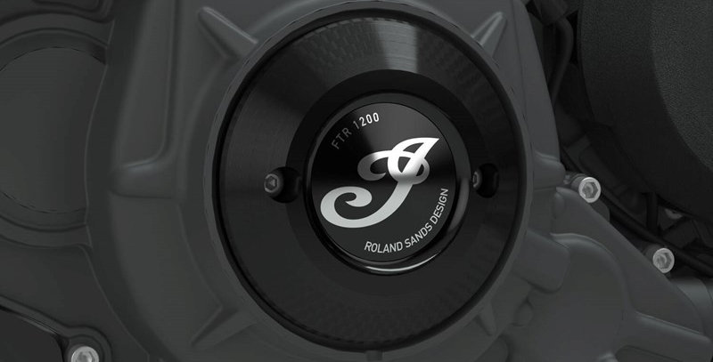 Motor-Cover by Roland Sands Design® - FTR1200