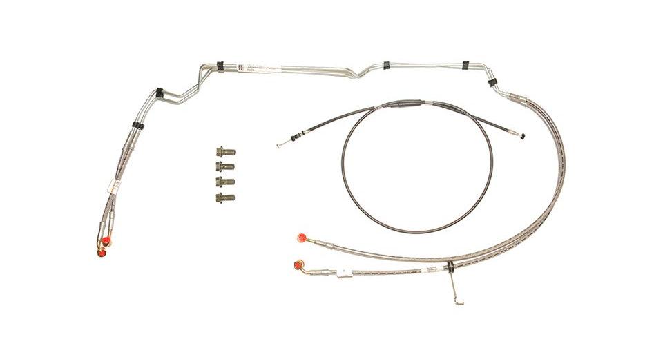 Kupplungs- & ABS-Bremsleitungs-Kit