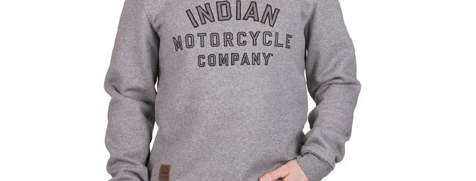 Indian Mens IMC Gray Sweater - XL - grau
