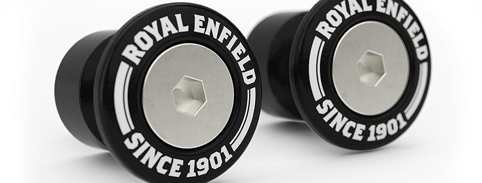 Royal Enfield - Aufbockhilfe schwarz