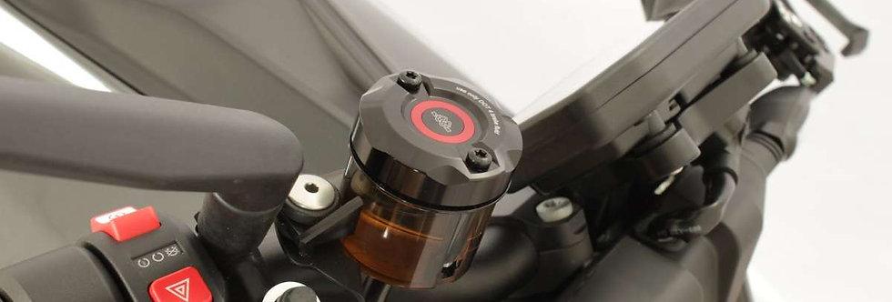 Gilles - Bremsflüssigkeitsbehälter-Abdeckung vorne - FTR1200