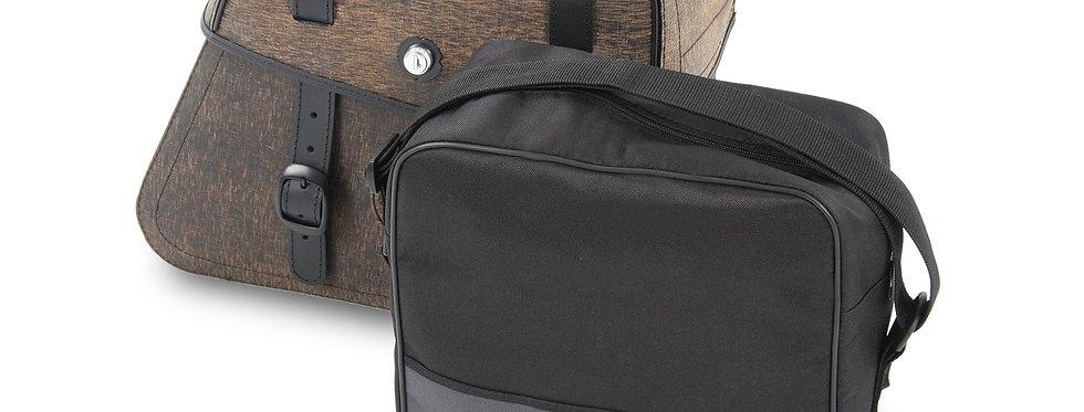 Innentasche für Rugged-Lederpacktaschen (Stück)