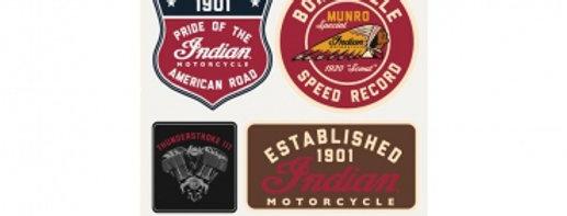 Indian Sticker Set
