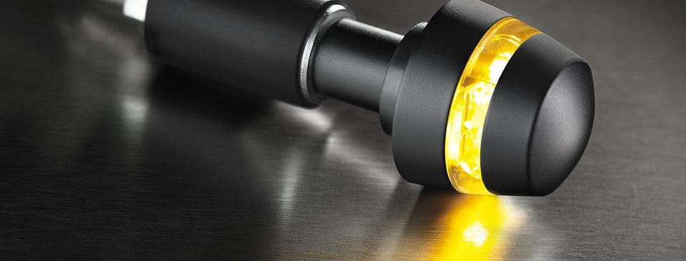 Kellermann - BL 2000 LED-Lenkerendenblinker - schwarz - Universal