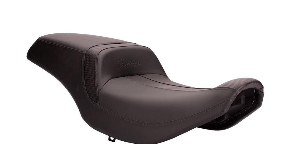 Einteilige Stufensitzbank Rogue - Schwarz