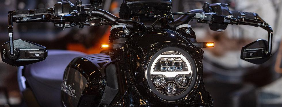 Wunderkind - LED-Blinker Front - FTR 1200